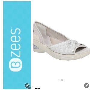 Bzees Remix D'Orsay Shoes EUC
